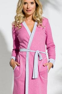 Выбираем универсальный домашний наряд: трикотажные халаты