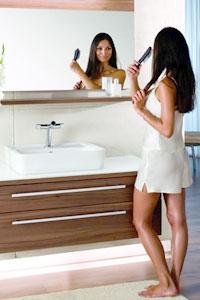 Как обеспечить благоприятный микроклимат в ванной комнате?