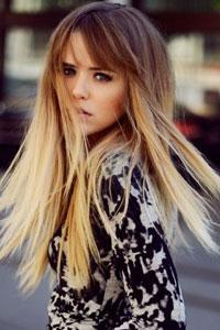 Молодежные стрижки на длинные волосы