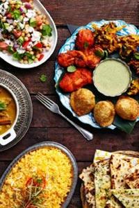 Удивительные блюда индийской кухни