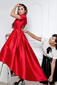 Подбор ткани для платья или костюма