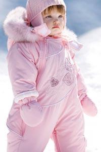 Зимняя одежда для детей: преимущества разных наполнителей