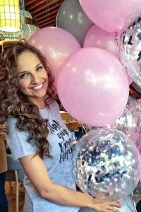 Гелиевые шарики на День рожденья
