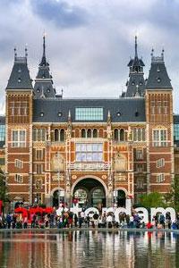 Самостоятельные туры по Нидерландам в Амстердам