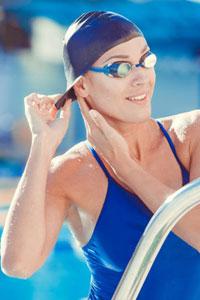 Шапочка для бассейна: выбираем по вкусу