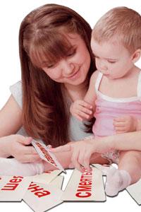 Методика Глена Домана — воспитание детей с рождения