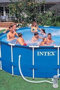 Каркасные бассейны Intex
