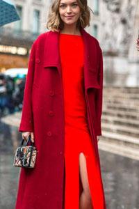 Что одеть, чтобы покорить мир? Элегантное пальто на весну