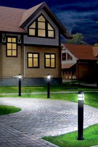 Наружное освещение дома: создаем уют и безопасность