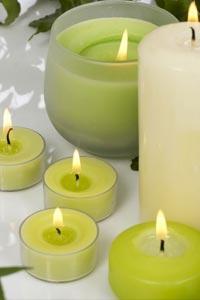 Что такое аромасвечи: применение, свойства