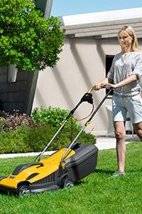 Выбираем газонокосилку или триммеры для дачи