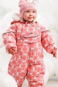 Выбираем комбинезон ребенку на зиму