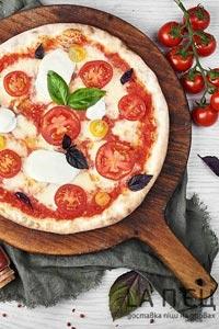 Доставка итальянской пиццы на дровах в Виннице