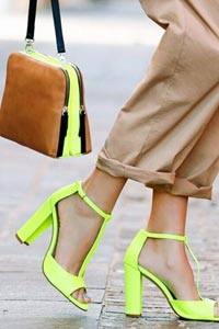 Модная женская обувь весны-лета 2019