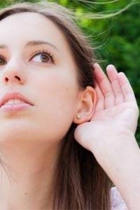 Что слышит слабослышащий человек?