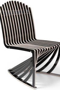 Разнообразие необычных стульев