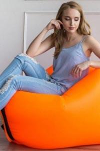 Надувной лежак-диван ламзак