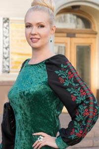 Людмила Русалина, меценат и общественный деятель
