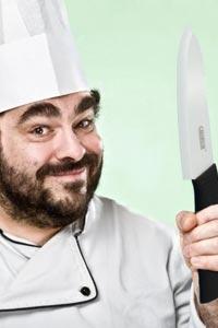 Как выбрать кухонный нож?