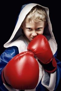 Как из мальчика воспитать настоящего бойца?