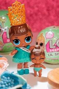 Секрет популярности куклы L.O.L.