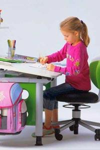 Ортопедическая парта для ребенка