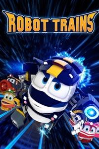 Іграшки Robot Trains розвивають у дітей дружбу і взаємодопомогу