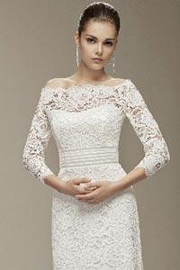 Вязаные свадебные платья: винтаж или писк моды?
