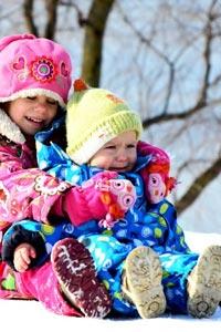 Как выбрать термообувь для ребёнка