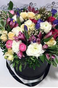 AnnetFlowers - Просто купи цветы в коробке с доставкой в Киеве и по Украине!
