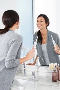 Критерии выбора электрической зубной щетки