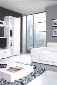 Как подобрать мебель для гостиной с точки зрения цветов?