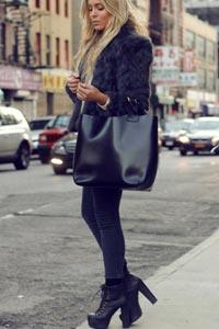 Модные женские ботинки: тонкости выбора