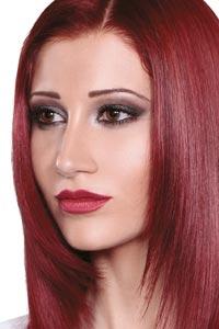 Кератиновое лечение и выпрямление волос косметикой GKhair