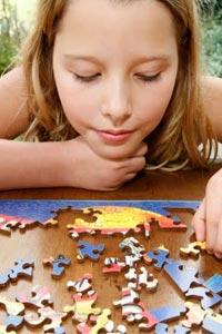 Польза пазлов для детей в формировании системного мышления