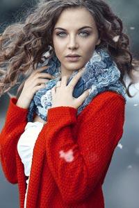 Как подобрать к зиме хороший женский шарфик?