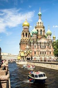 Семейная поездка в Санкт-Петербург
