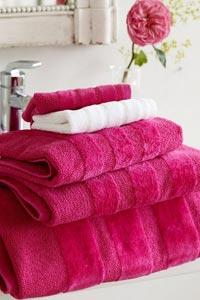 Махровые полотенца - тепло для души
