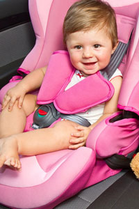 Автокресло – залог безопасности ребенка в автомобиле