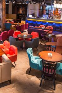 Как правильно выбрать мебель для кафе?