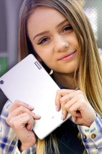 Lenovo Tab M8: бюджетный 8-дюймовый планшет с красивым дизайном