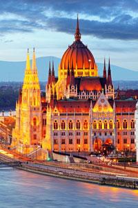 Восхитительный Будапешт: тур на восемь дней