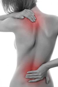 Причины боли в области позвоночника и методы лечения