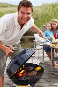 Как выбрать гриль-барбекю для загородного дома