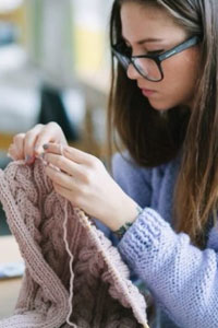 Как выбрать пряжу для ручного вязания