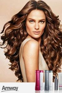 Нова серія по догляду за волоссям Satinique від Amway