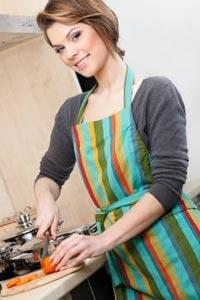 Какой он — идеальный кухонный фартук для хозяйки