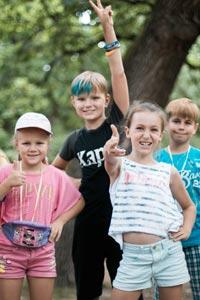JAMM - лучший летний лагерь для ребенка