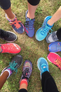 Як вибрати жіночі кросівки в залежності від їх призначення