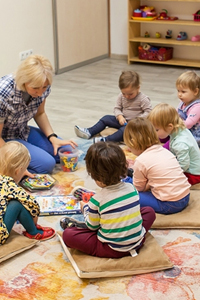 Как подготовить ребенка к первому дню в детском саде